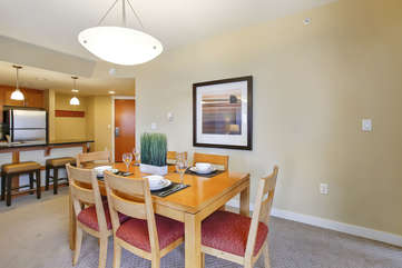 6-Chair Dining Table