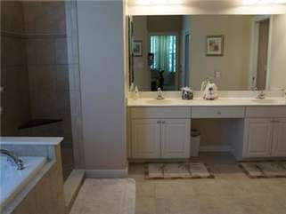 Luxurious Master Bath with Step in Shower