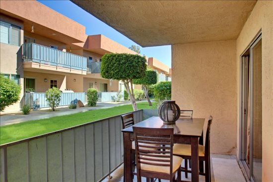 Americana Gardens 118 Palm Springs Vacation Condos Psg