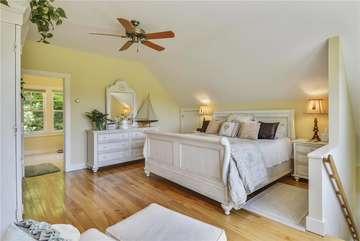 Over Garage - Master Bedroom