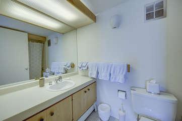 Lower Level- Full bath