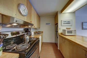 Kitchen- 3rd floor