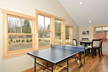 Upper Level - Ping Pong