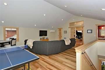 Upper Level - Recreation Room