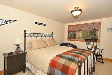 Upper Level - Bedroom