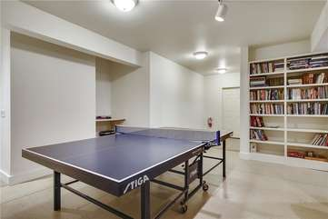 Lower Level - Ping Pong