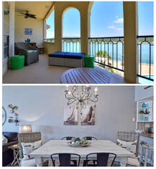 Come enjoy The Island on Lake Travis and all it has to offer in this beautifully remodeled condo with an AMAZING lake view! It's like something out of a magazine! A Stay Above The Rest!