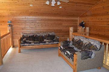Loft futon beds