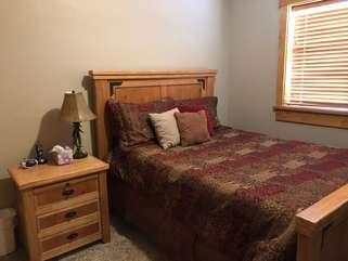Downstairs 3rd bedroom