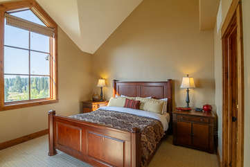 Third Bedroom with King Bed