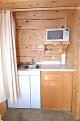 Main Level Mini Kitchen
