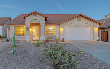 Well appointed Gold Canyon home with impressive amenities awaits your arrival