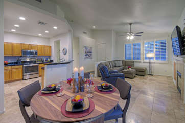 Bright and comfortable spaces with new furnishings throughout will delight guests
