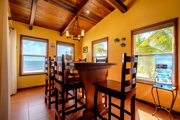 Casa De Bonita beautiful dining room