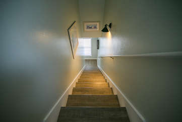 Staircase from 1st to 2nd Floor