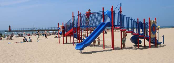 South Beach Play Equipment