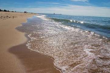 Woodman Beach