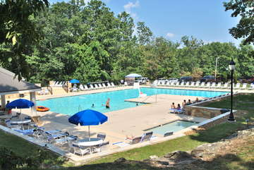 Family Pool at Druid Hills
