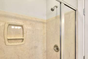 3rd Floor King Master Suite Bathroom