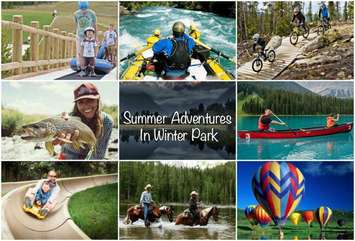 Fantastic summer activities