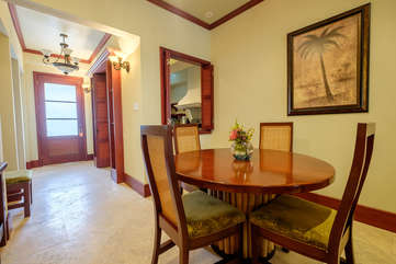 La Beliza 202 spacious living and dining room