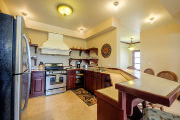 La Beliza 605 Full Kitchen