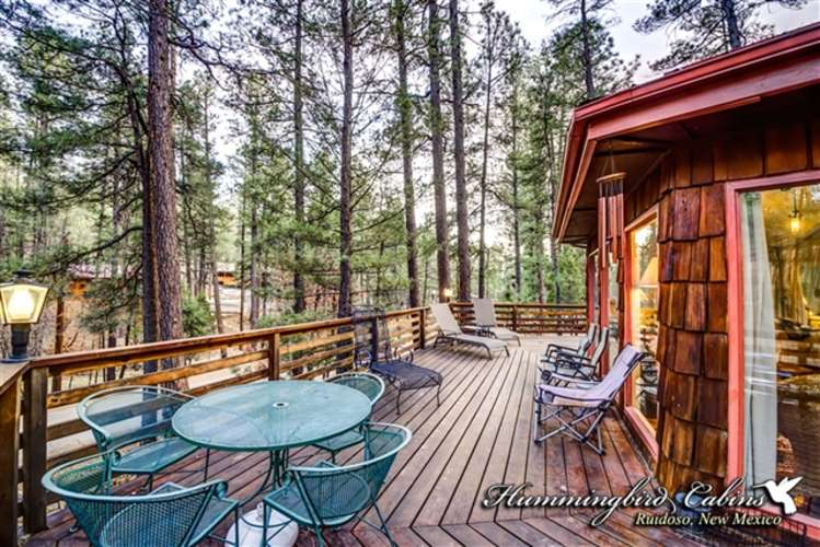 Spacious decks great for enjoying BBQ's and wildlife