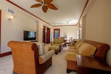 La Beliza 201 Living Room Relax and unwind