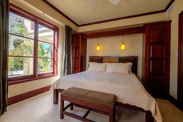 La Beliza 201 Master Bedroom View