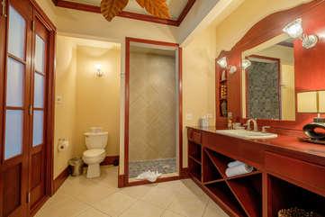 La Beliza 201 Master Bathroom large shower