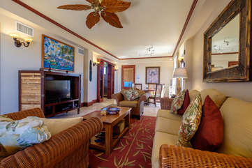 La Beliza 205 large living room