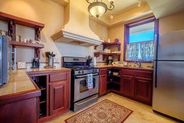 La Beliza 205 full kitchen