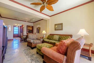 La Beliza 206 Large living room area