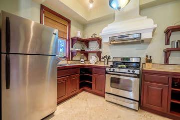 La Beliza 503 full kitchen