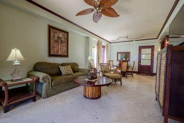 La Beliza 503 large living room area