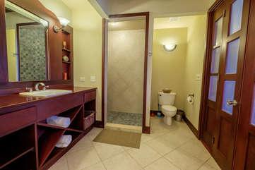 La Beliza 503 Master Bathroom private shower