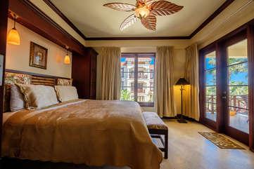 La Beliza 503 Master Bedroom suite