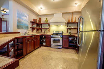 La Beliza 602 full kitchen