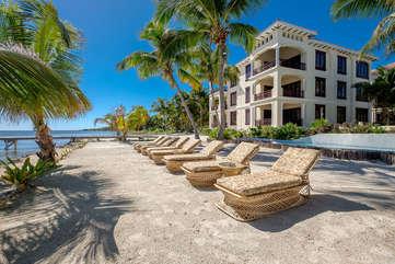 La Beliza Beachfront luxury vacation in Belize
