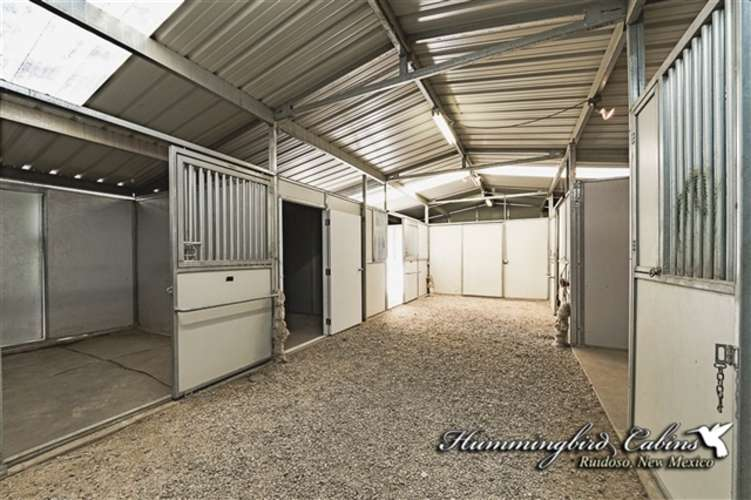 A broader look into the stables