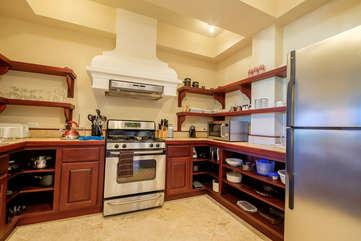 La Beliza 506 full kitchen