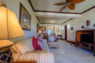 La Beliza 506 large living room area