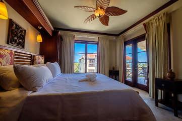 La Beliza 506 Master bedroom suite