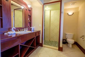 La Beliza 506 Master bathroom private shower