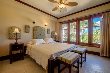 La Beliza 603 guest bedroom