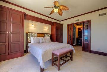 La Beliza 603 Master Bedroom Suite Beach front view