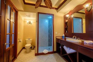 La Beliza 603 Master Bathroom suite