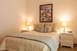 Level 1 - Bedroom 4 - Queen Bedroom
