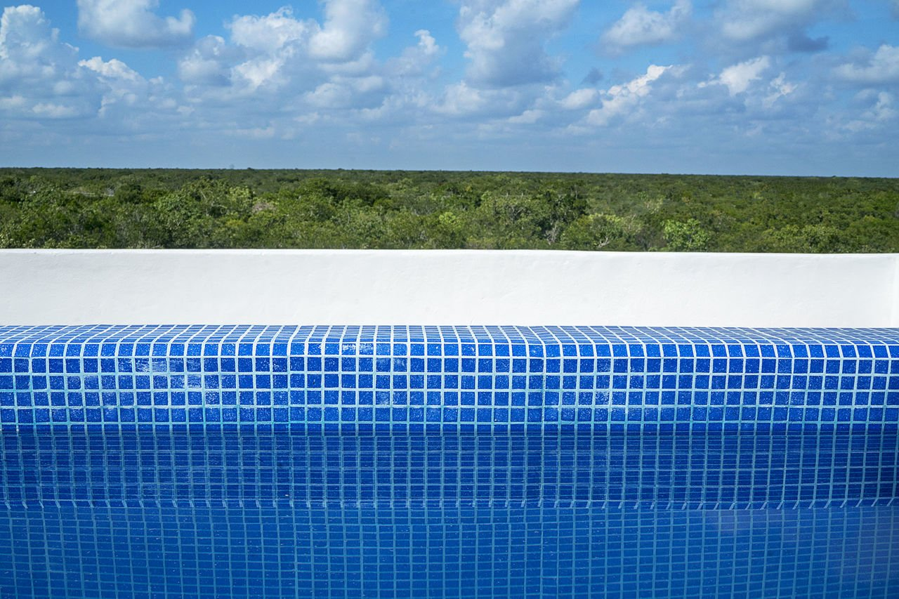 Apartment Mun Tulum     Leisure 2BDR Penthouse with Own Rooftop photo 20405302