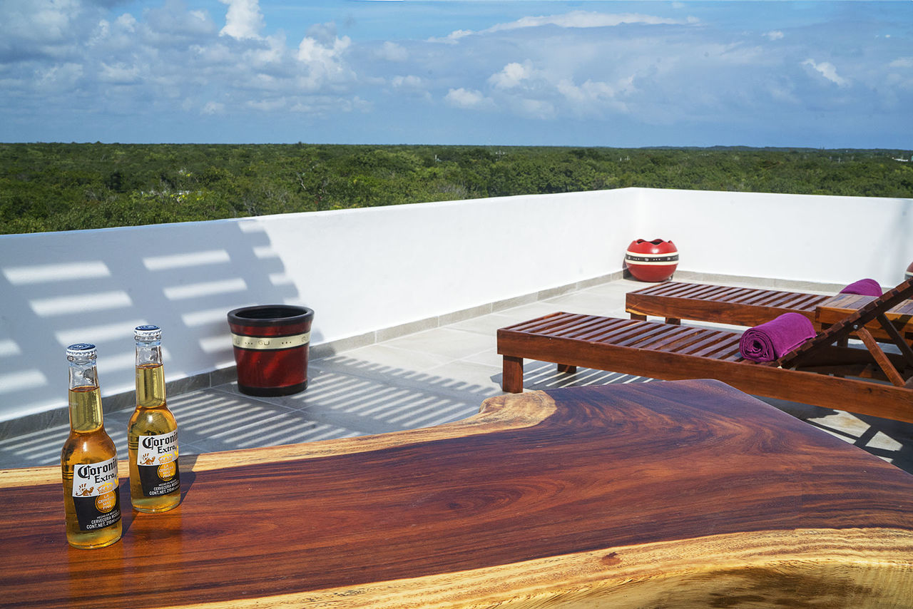 Apartment Mun Tulum     Leisure 2BDR Penthouse with Own Rooftop photo 20352869